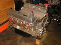 Rover 3,5 Ltr. Motor original neu ohne Anbauteile